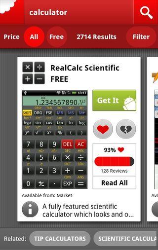 Search.calculator